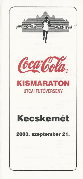 Coca Cola Kismaraton