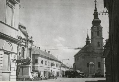 Szigetvári Zrínyi tér