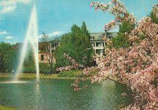 Bad Meinberg - képeslap, gyógyfürdő, 1970-es évek
