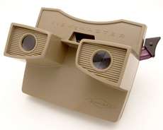 Sawyers Model G View-Master nézőke
