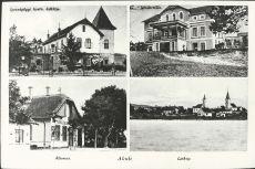 Akali, 1937 körül