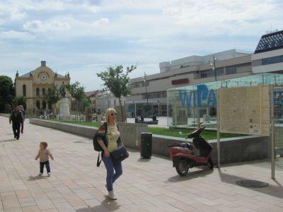 Kossuth tér 2013-ban