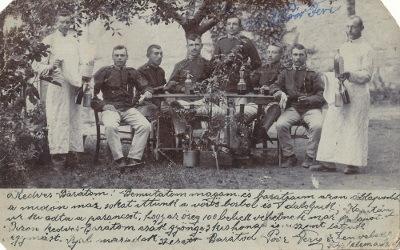 Poór Ferenc és barátai