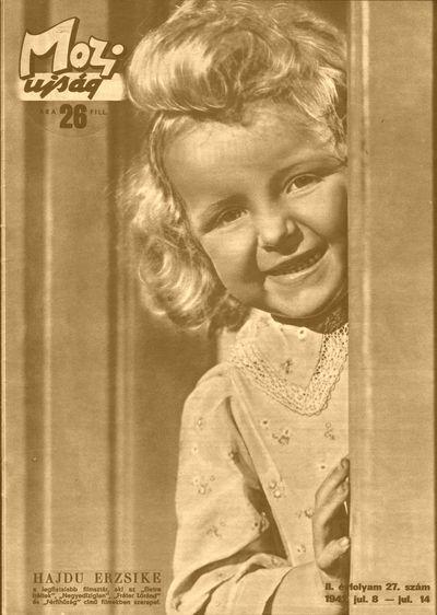 Mozi Ujság 1942/27. szám