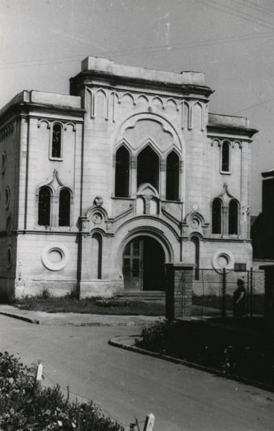 Szigetvári Zsinagóga