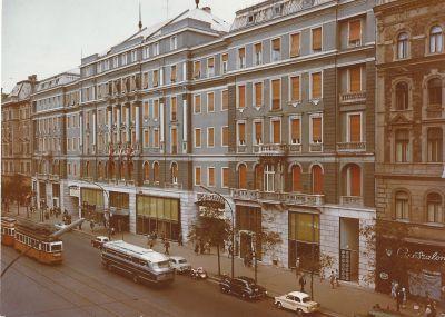 Royal Szálló, Budapest, 1960-as évek