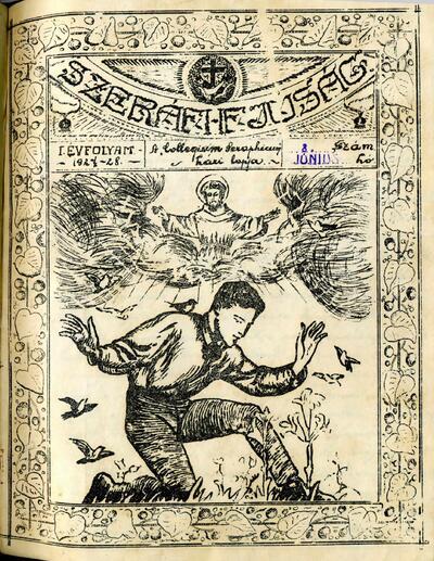 Szeráfi Ifjúság 1928-1929