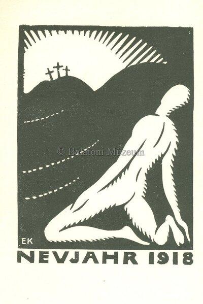 Neujahr 1918