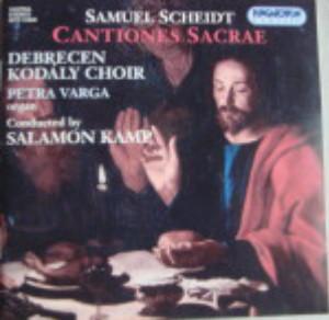 Samuel Scheidt - Cantiones Sacrae