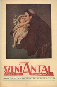 Szent Antal 1943. október