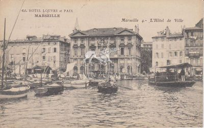 Képeslap-Marseille