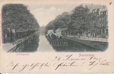 Képeslap-Amsterdam