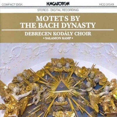 A Bach Dinasztia Motettái