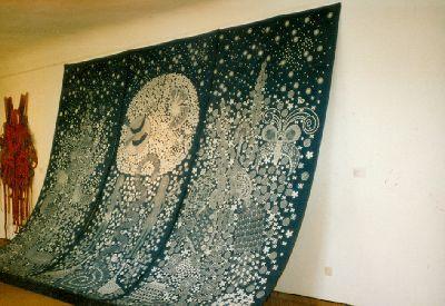 Bódy Irén kiállítása, Eisenstadt