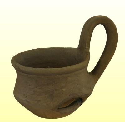 Magas fülű csésze