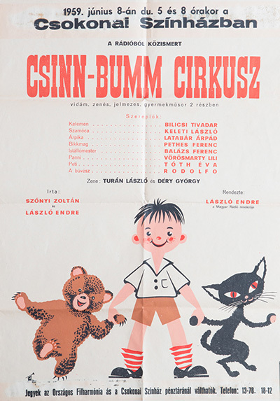 Csinn-Bumm Cirkusz
