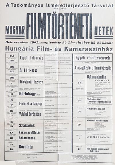 Magyar Filmtörténeti Hetek