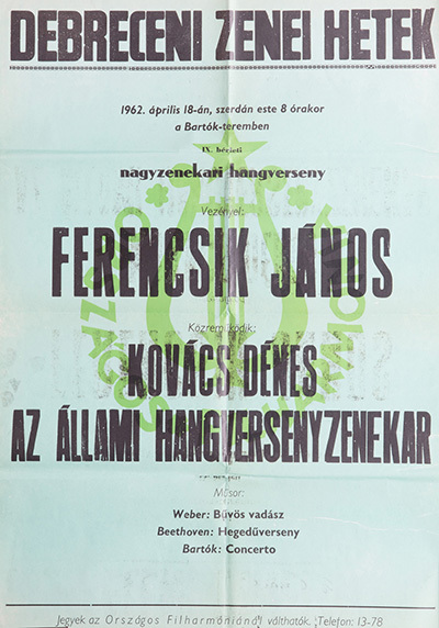 Debreceni zenei hetek