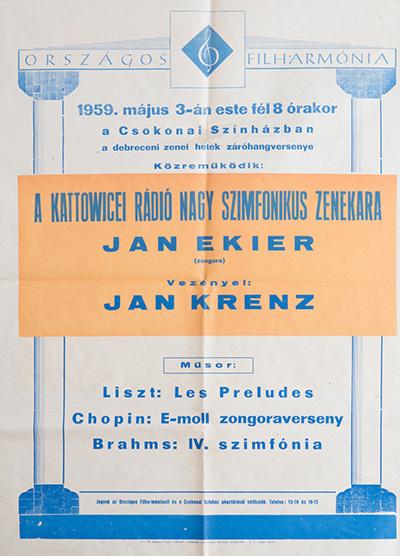 Debreceni zenei hetek záróhangversenye