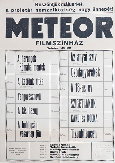 Meteor Filmszínház
