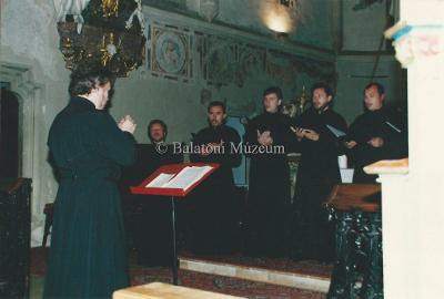 A Moszkvai Patriarchátus Ortodox Kórus hangversenye