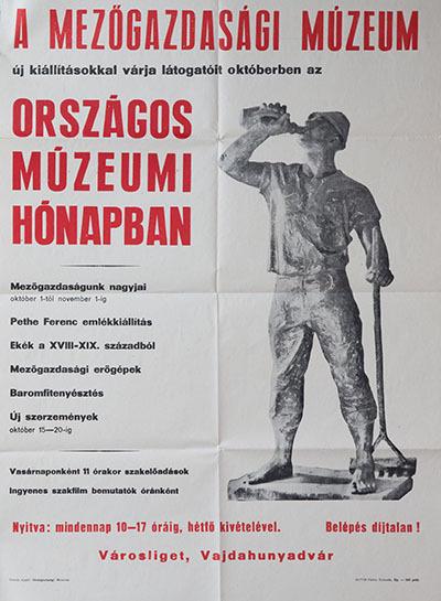 Országos múzeumi hónap