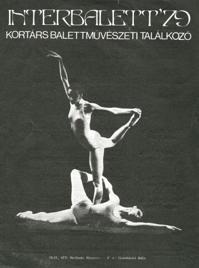 Interbalett '79 bemutató röplap