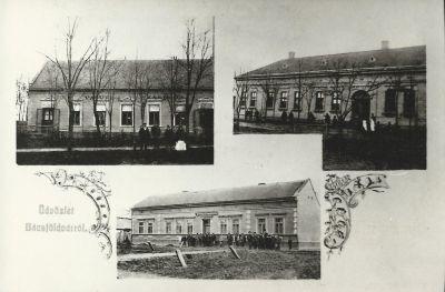 Vasúti Szálloda, Bácsföldvár, 1920-as évek eleje