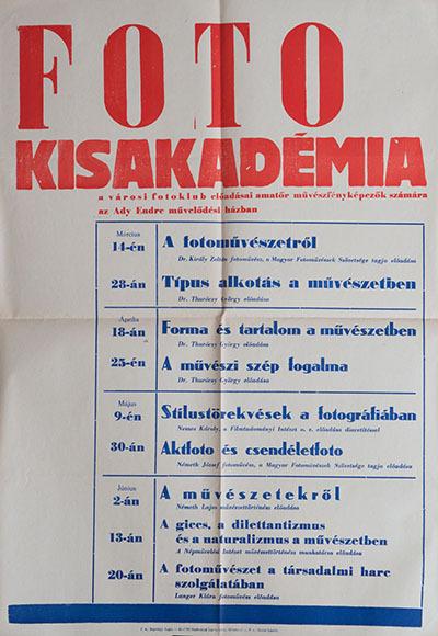 Foto Kisakadémia