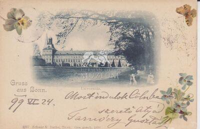 Képeslap-Bonn