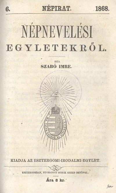 Népirat - 1868. 6. szám
