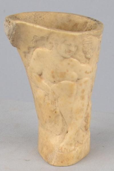 Bacchus és nimfa