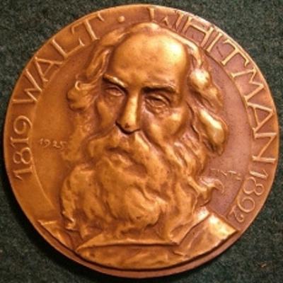Walt Whitman érem