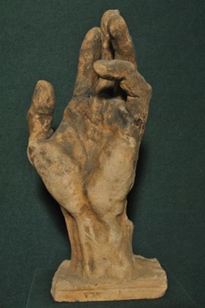 Apostol keze