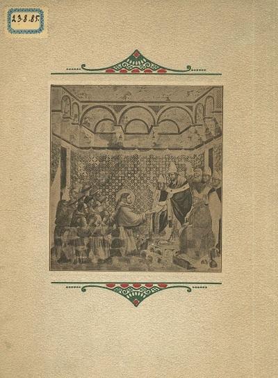 A Szent István Akadémia Assisi Szent Ferenc 1226. évi halálának hétszázados emlékezetére 1926. évi november hónap 21-én, vasárnap délelőtt 11 órakor a Fővárosi Vigadó Nagytermében ünnepi ülést tart, amelyre a tudomány és irodalom barátait meghívja