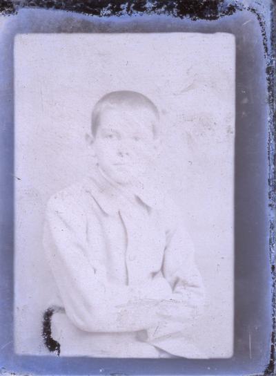 Fiú portréja