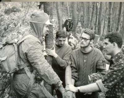 Vecsembükki expedíció, 1971