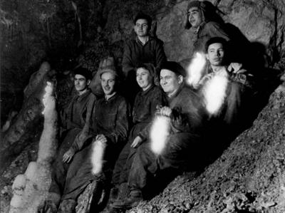 Szabadság-barlang, 1957. december