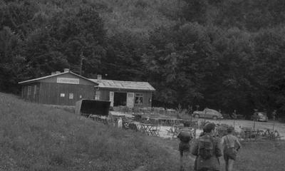 Meteor kutatótábor Acskó-rét, Bódvaszilas, látogatás Szlovákiába