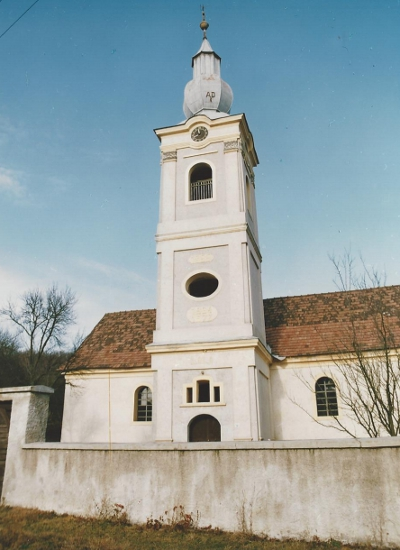 Imola - Református templom