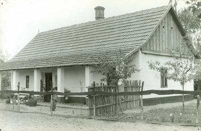 Bessenyei György lakóháza Bakonszegen