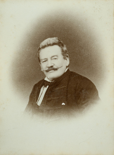 Szákfy József színész, színigazgató