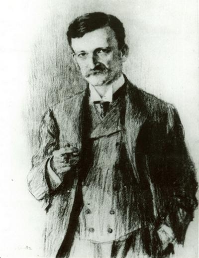 Glatz Oszkár: Ambrus Zoltán (grafika)