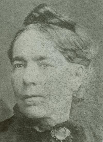 Krúdy Gyula nagymamája, Radics Mária