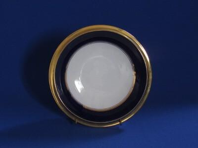 Mélytányér, porcelán