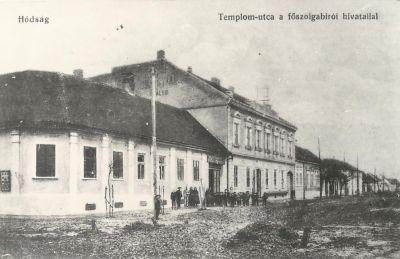 Keresztény Szálloda, Hódság, 1910-es évek