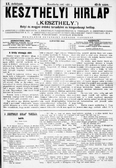 Keszthelyi Hirlap 1897.10.03.