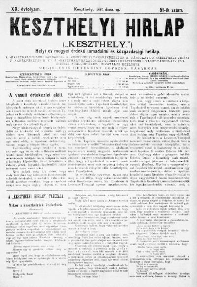 Keszthelyi Hirlap 1897.12.19.