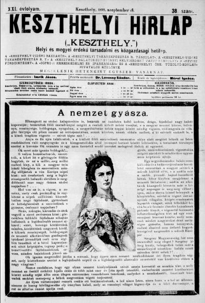 Keszthelyi Hirlap 1898.09.18.