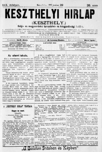 Keszthelyi Hirlap 1902.06.29.